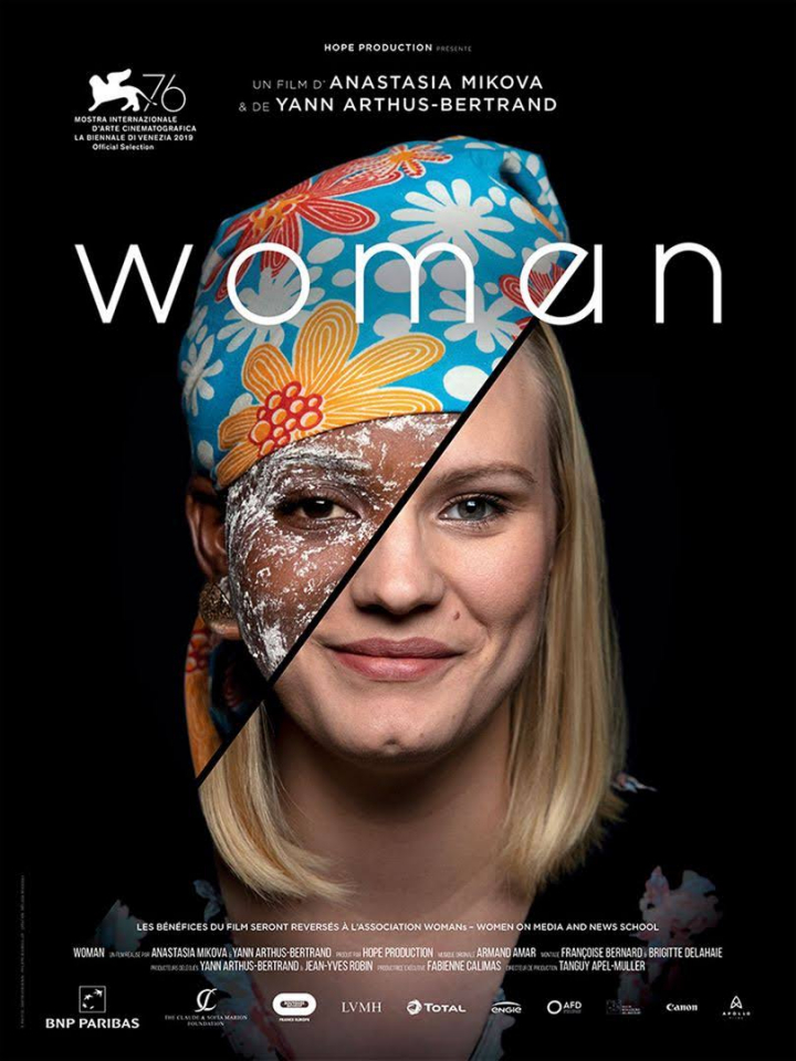 Woman-Yann Arthus-Bertrand
