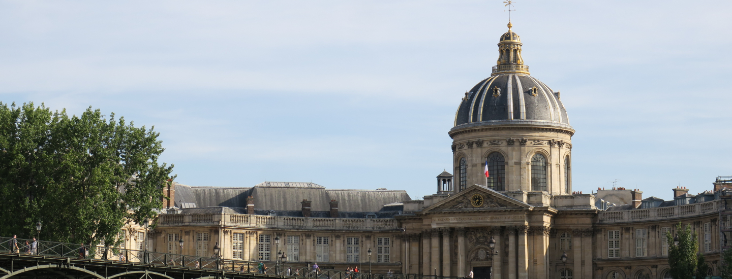 photo Institut de France